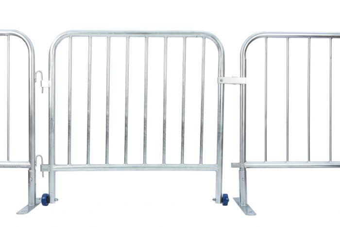 Barricade Swing Gates