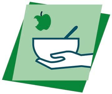 not share food for prevent coronavirus in job sites
