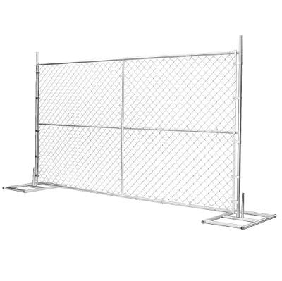 crowd control temporary fence panel