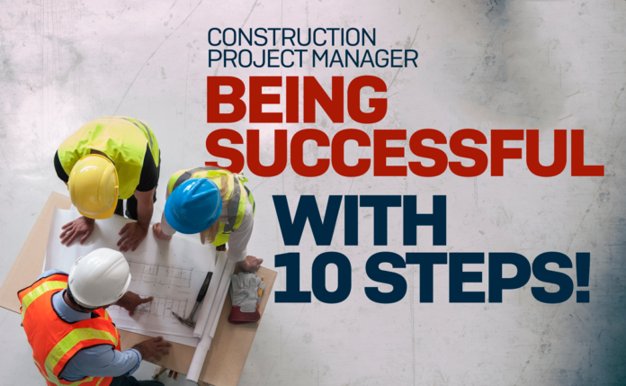 Successful Construction Project Manager