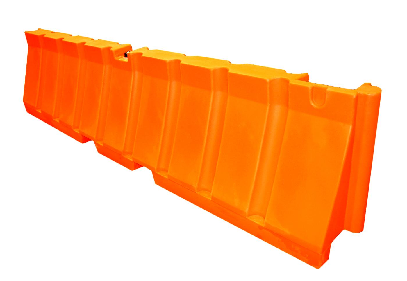 Heavy-Duty Water-Filled Barrier